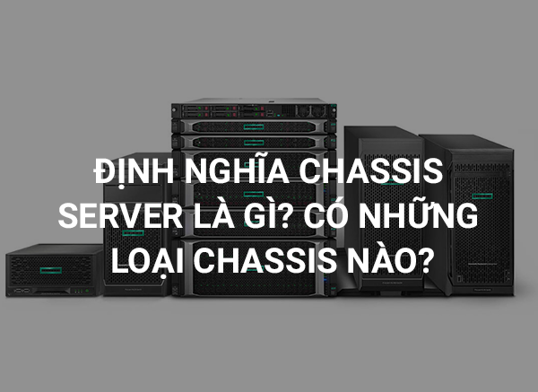 Chassis server